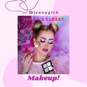 Makeup Eyeshadow Pallete and more Jenny's Closet